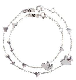 Motherlove Giftset - Mother & Daughter Bracelets