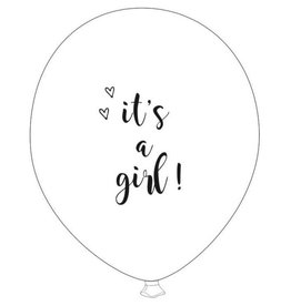 Ballonnen It's A Girl