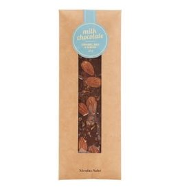 Nicolas Vahe Melk Chocolade Caramel/Zout/Noten