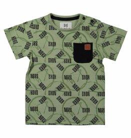 Shirt Legergroen