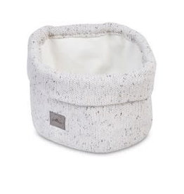 Jollein Mandje Confetti Knit Natural