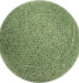 Cotton Ball Sage Green