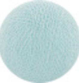 Cotton Ball Light Aqua