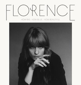 Florence + the machine - How big, How bleu, How beautiful