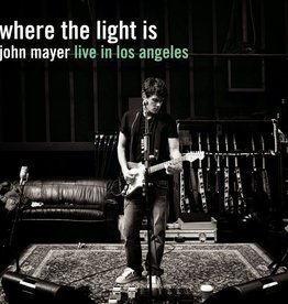 John Mayer - Where the light is Live in LA
