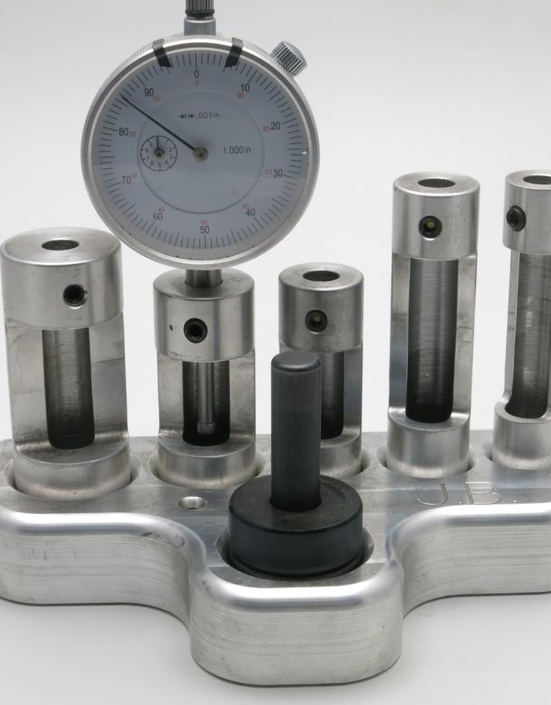 Regis Valve stem height setting gauge set