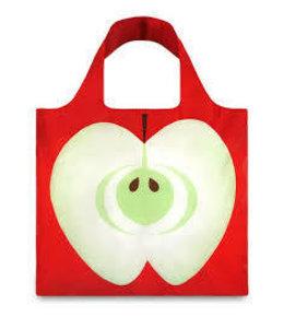 LOQI Tote Frutti - Apple