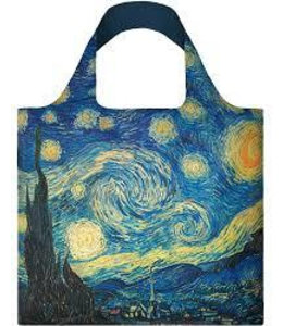 LOQI Tote Museum Col. - The starry night