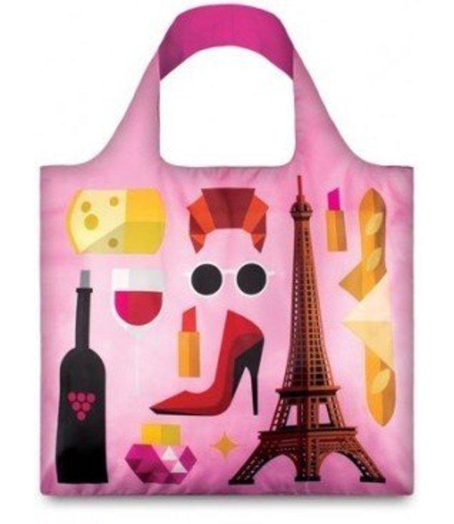 LOQI Tote Hey - Paris