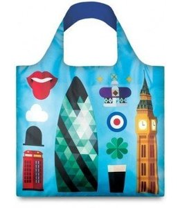 LOQI Tote Hey - London