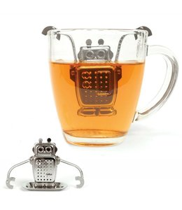 Balvi Tea infuser,Robot Tea Time,stainless