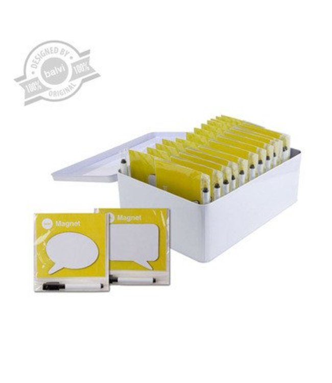 Balvi Memo board,Talk,magnetic,display x24