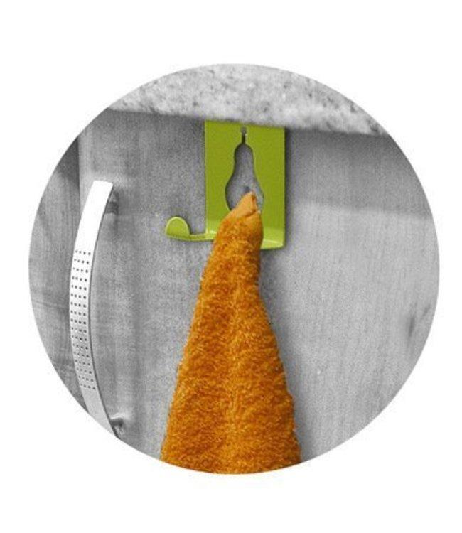 Balvi Cabinet kitchen towel hook Tutti Frutti