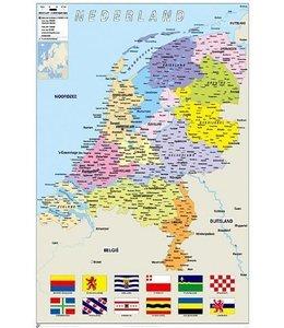 MAP HOLLAND
