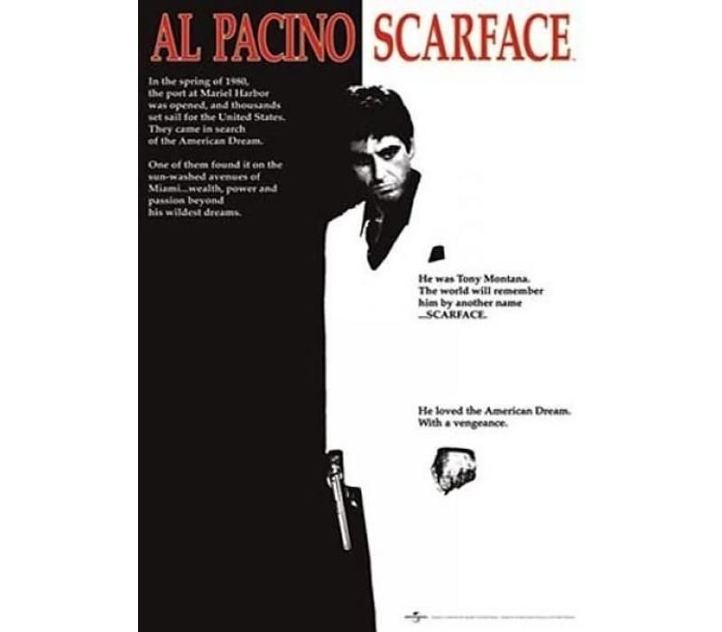 SCARFACE - MOVIE