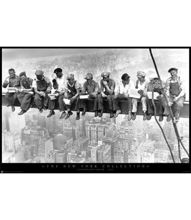 NEW YORK ROCKEFELLER CENTER 1932