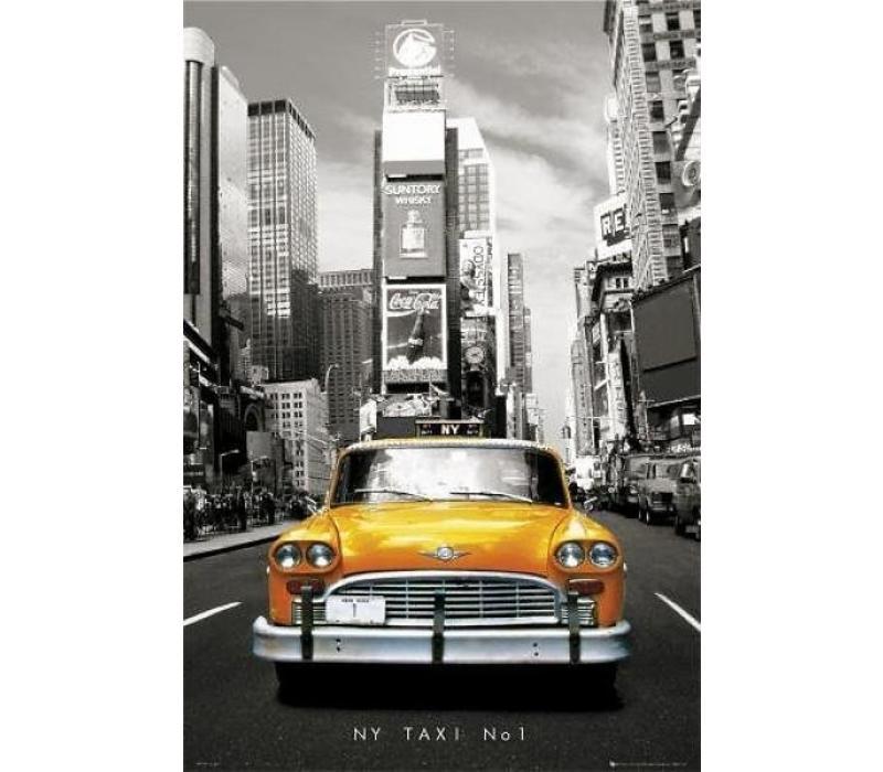 NEW YORK TAXI NO.1