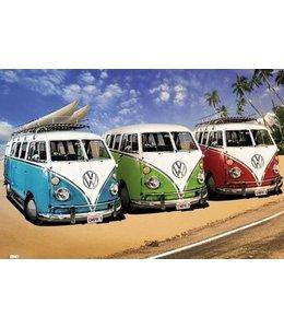 VW CALIFORNIAN CAMPER - CAMPERS