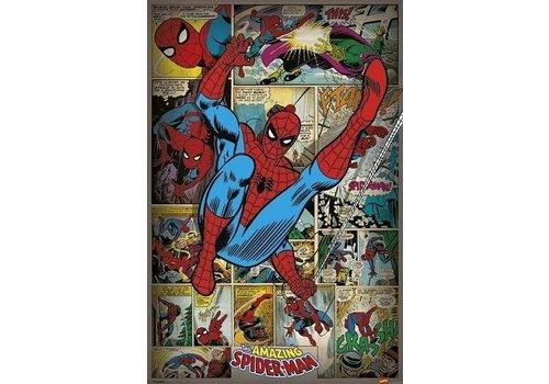 MARVEL COMICS SPIDERMAN RETRO