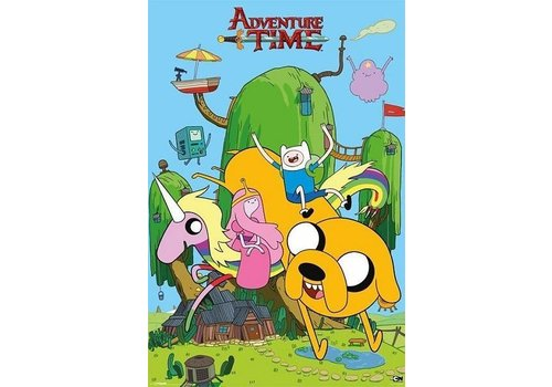 ADVENTURE TIME - HOUSE