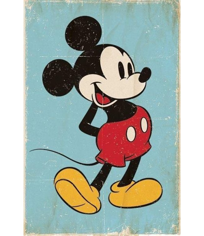 MICKEY MOUSE RETRO