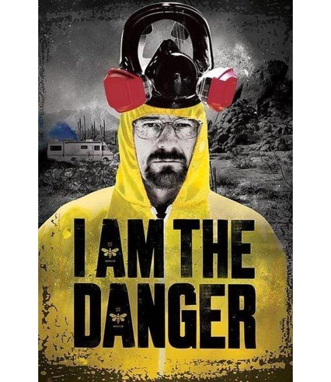 BREAKING BAD - I AM THE DANGER