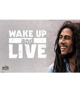 BOB MARLEY - WAKE UP AND LIVE