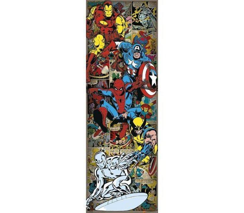 MARVEL COMICS HEROES RETRO