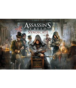 ASSASSINS CREED SYNDICATE PUB