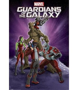 GUARDIANS OF THE GALAXY GROUP