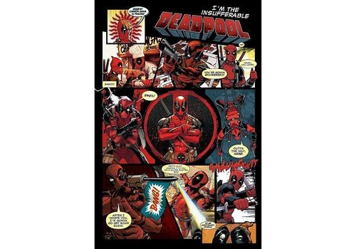 DEADPOOL PANELS