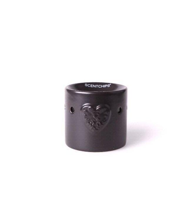 Heart Burner 8.5x9cm Mat Black