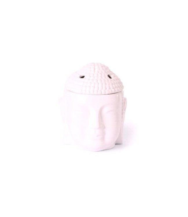 Burner Buddah White 12x11.8x14.6cm