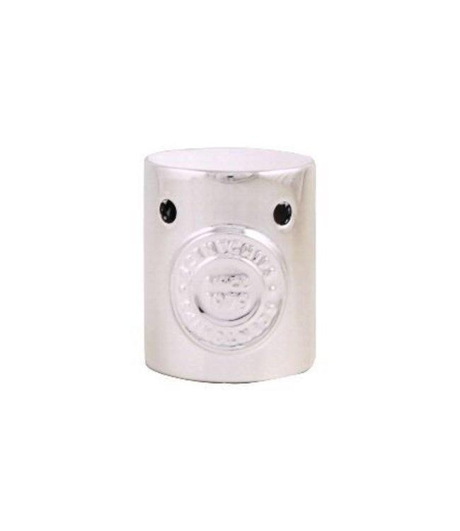 Deign burner Silver 8,3x8,3x10cm