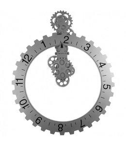 Big hour wheel clock - 55O