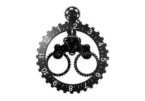 Invotis Big Wheel year/month black/white digits 55O