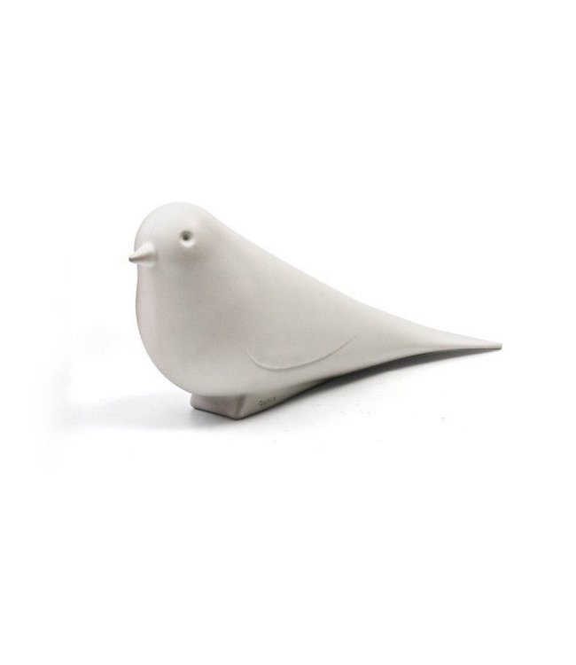 Deurstopper - dove wit
