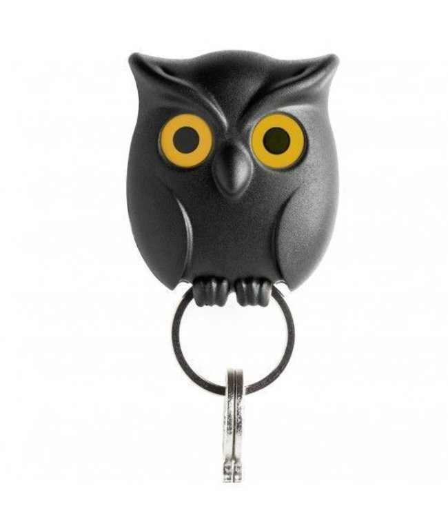 Night Owl Keyholder black