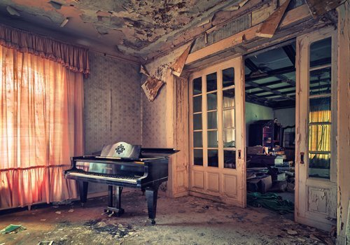 Matthias Haker Faded Melodies