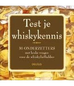 Deltas Test je whiskykennis