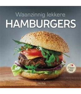 Deltas Waanzinnig lekkere hamburgers