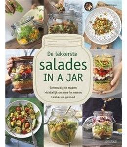Deltas De lekkerste salades in a jar