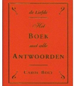 BBNC Liefde - Het boek met alle antwoorden - mini