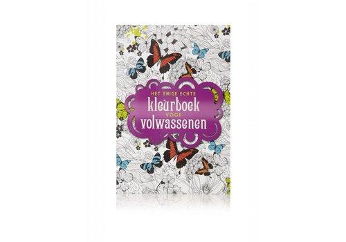 BBNC Het enige echte kleurboek voor volwassenen
