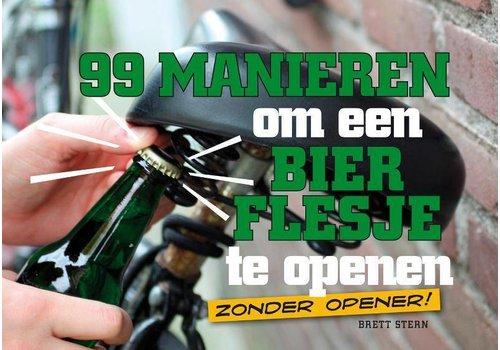 BBNC 99 manieren om een bierflesje te openen