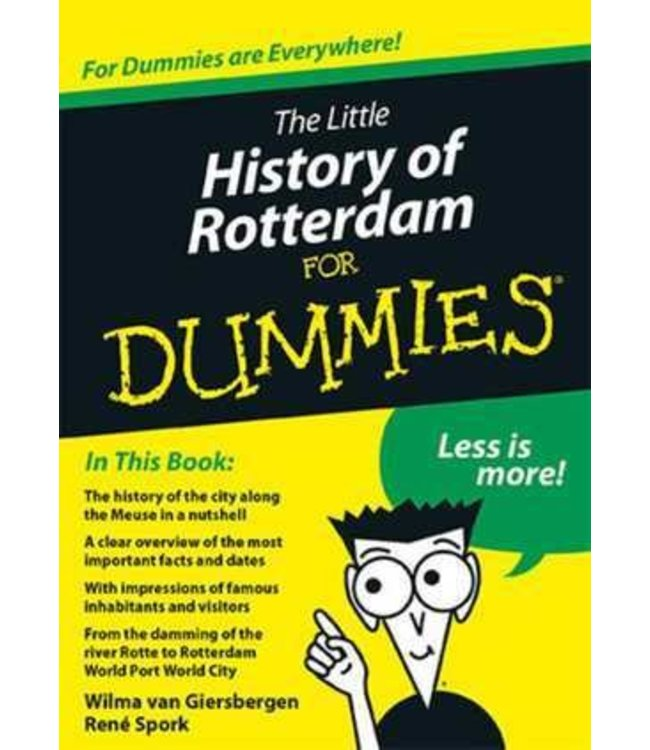 BBNC Little history of Rotterdam for Dummies