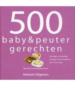500 Baby en peutergerechten