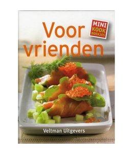 Mini kookboek - Voor Vrienden
