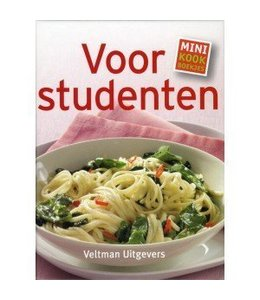 Mini-kookboekje: Voor studenten