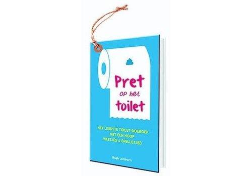 De Lantaarn Toiletboek pret op het toilet